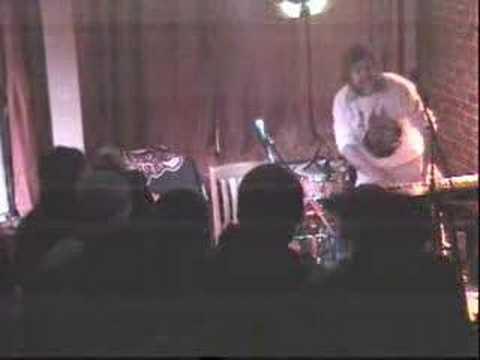 B.A. Johnston - Robot World - Live @ The Capital