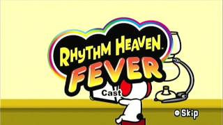 [Rhythm Heaven Fever] ~ Night Walk