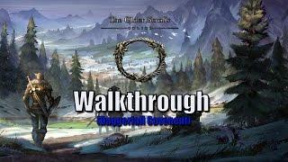 Elder Scrolls Online Walkthrough - The Hidden Treasure (Daggerfall Covenent)