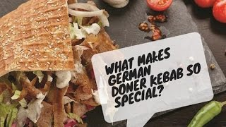 The German Doner Kebab Takes the UK by Storm!