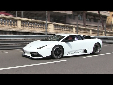 CUSTOM Lamborghini Murciélago in Monaco | Yes or no?