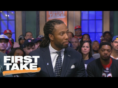 Larry Fitzgerald Still Has Passion To Win Championship | First Take | February 3, 2017