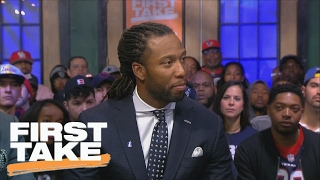 Larry Fitzgerald Still Has Passion To Win Championship   First Take   February 3, 2017