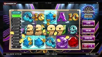 MILLIONAIRE MYSTERY BOX (BIG TIME GAMING) ONLINE SLOT