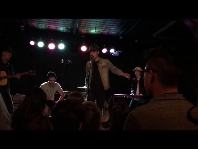 """Leroy Sanchez - """"Set Fire To The Rain"""" Live (Elevated Tour, Denver 2017)"""