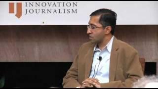 Google News creator Krishna Bharat at IJ-7