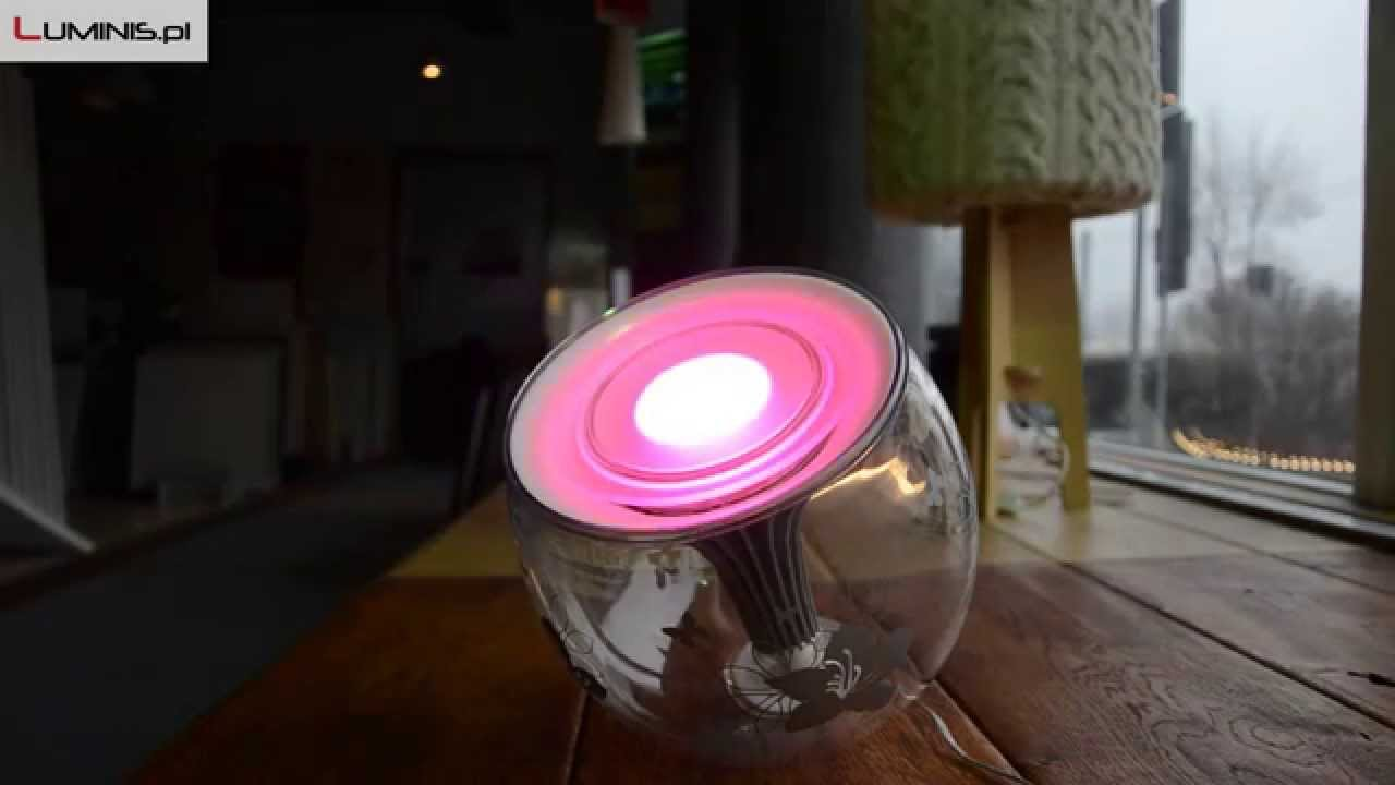 Philips living colors rgb lampa dekoracyjna youtube philips living colors rgb lampa dekoracyjna parisarafo Image collections