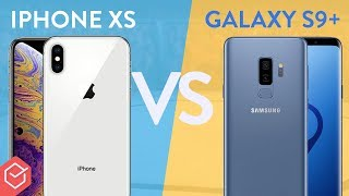 iPhone XS vs Galaxy S9+ - Qual vale mais a pena? | Comparativo!