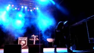 KLUTAE LEAETHER STRIP - STRAP ME DOWN live@WGT 2012