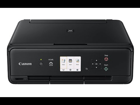 Canon PIXMA TS5150 All-In-One Inkjet Printer - UNBOXING