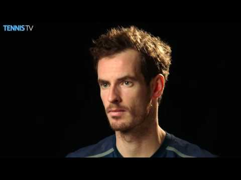 New ATP World No.1: Andy Murray interview at 2016 Paris Masters!