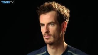 New ATP World No.1: Andy Murray interview at 2016 Paris Masters!