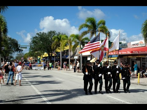 Lake Worth Veterans Parade, 11/11/2017