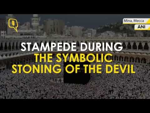 Stampede in Mecca Claims 717 Lives, Leaves Over 800 Injured