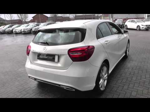 Mercedes-Benz A CLASS A180d Sport Executive 5dr U27308