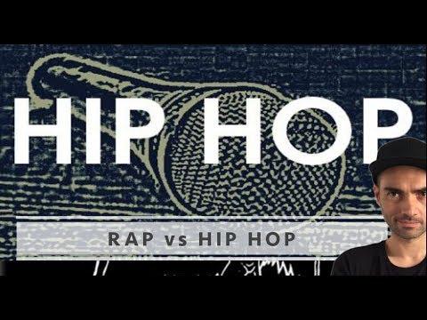 Diferencia entre RAP y HIP-HOP Por qué ya no son lo mismo