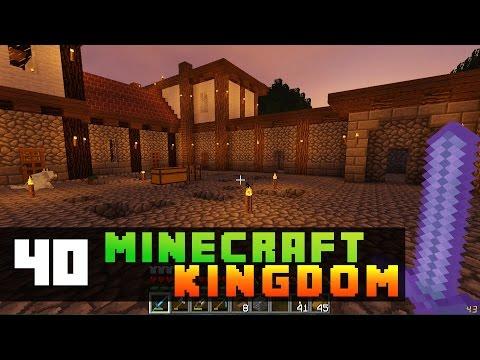 Minecraft Kingdom - Bau'n Schau'n Apfel klau'n - #39   Zockkit