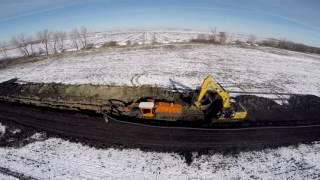 Wolfe 600 Farm Drainage in Iowa