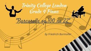 Trinity college london- grade 4 piano ...