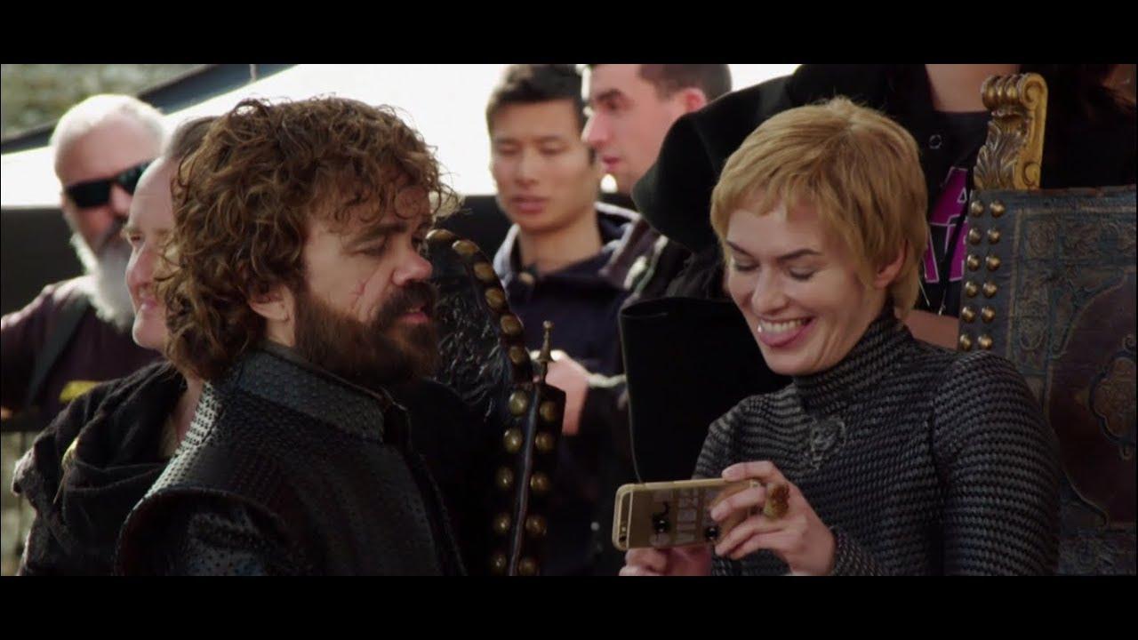 Game Of Thrones 7 Sezon 7 Bölüm Kamera Arkası Türkçe Alt Yazılı