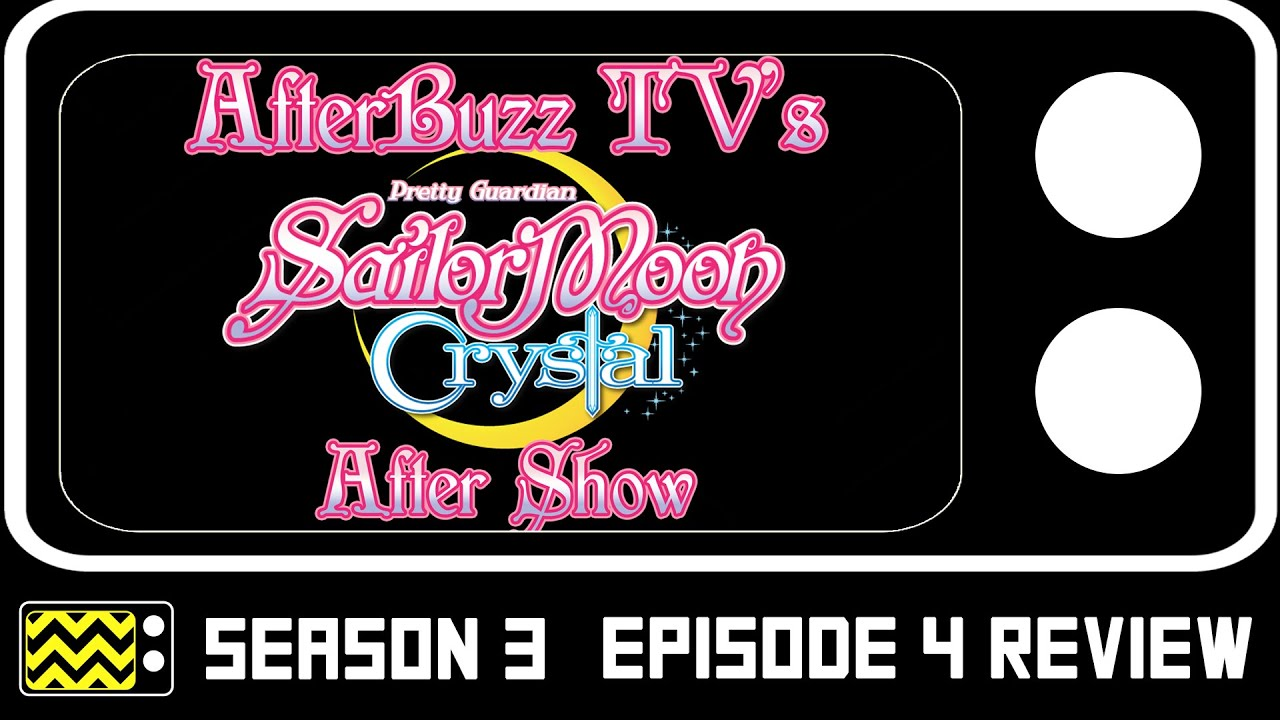 Download Sailor Moon: Crystal Season 3 Episode 4 Review & After Show   AfterBuzz TV