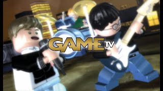 Game TV Schweiz Archiv - Game TV KW49 2009 | Rogue Warrior - Lego Rock Band