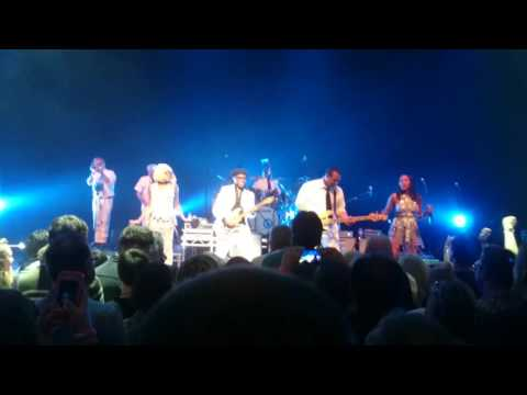 Nile Rodgers Chic Le Freak 11/11/2015 The Waterfront B