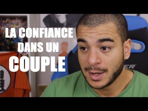 LA CONFIANCE DANS UN COUPLE