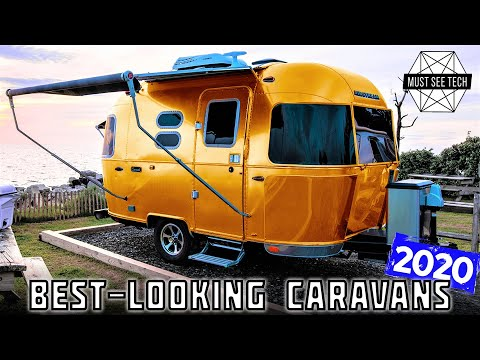 10 Caravan Trailers With The Best Designs For The Money In 2020