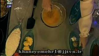 cake spahsalari Tehrani کیک سپهسالاری