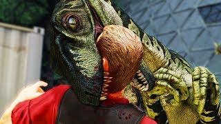 Most BRUTAL Dinosaur Takedowns! Jurassic June Is Here! - Primal Carnage Extinction Gameplay