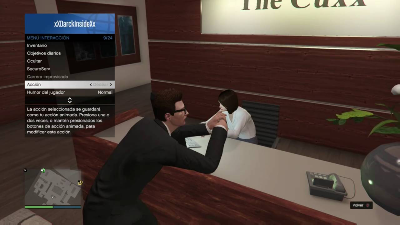 GTA V oficina+Secretaria=ricolino - YouTube