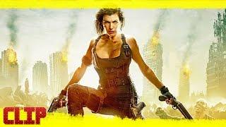 Resident Evil 6: Capítulo Final Clip