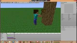 Chop That Wood! An Animation