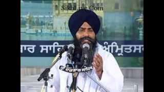 Pinderpal singh ji- Maat Garbh Meh Aapan Simran De Teh Tum Rakhanhaare-Sikhlive.Com