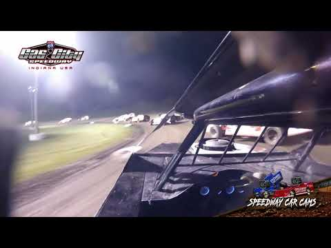 #E85 Jesse Strange - UMP Mod - 5-24-19 Gas City I-69 Speedway - In Car Camera