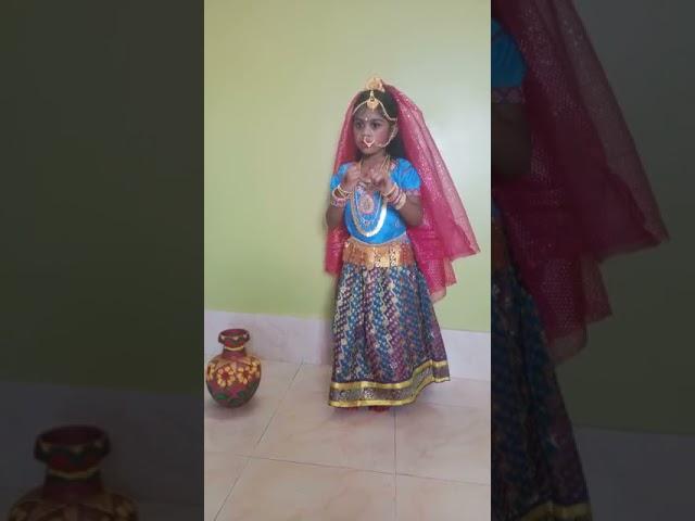 Janmastami celebration in PBAS