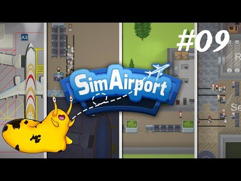 Let's Play – Sim Airport - Episode 9 [Good Eats In The Pit]:
