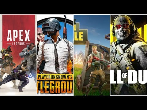 Apex Legends Mobile | Pubg Mobile | Call Of Duty Mobile | FortNite | Best Battle Royale Game In 2019