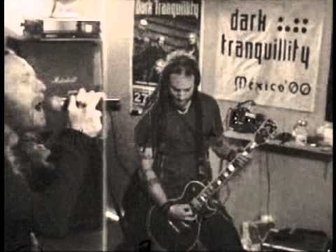 Dark Tranquillity - Focus Shift - [Live Rehearsal Video]