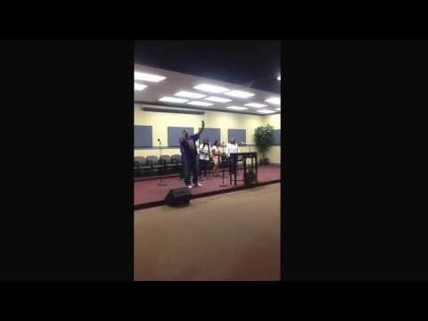 Already Here (Performed by Robert Stafford at Word of God Ministries)