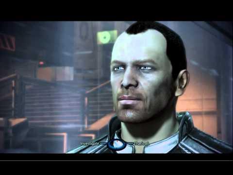 Mass Effect 3: David And Gavin Archer
