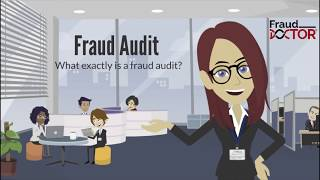 """Content: many of you may have heard the term """"fraud audit"""" or maybe someone talking about a """"forensic audit"""", but what is it? in this video, we ..."""
