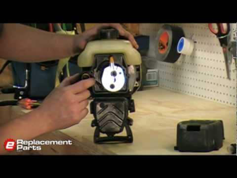 How to Replace Trimmer Fuel Lines - YouTube