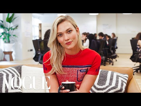 73 Questions With Karlie Kloss ft. Casey Neistat & Ashley Graham ...