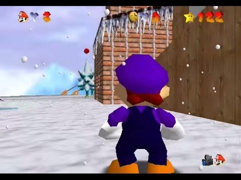 Super Mario 64 Cheat Codes 4 Color Codes