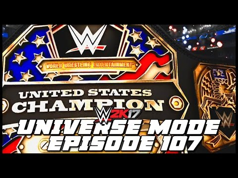 WWE 2K17 | Universe Mode - 'AGAINST THE CLOCK!' | #107
