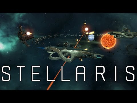 Stellaris Spaceships - Every Corvette in Action + [Ship designer & Stellaris Combat]