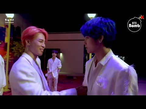 [VOSTFR BANGTAN BOMB] Jimin's Short and Sweet Impersonation - BTS FRANCE