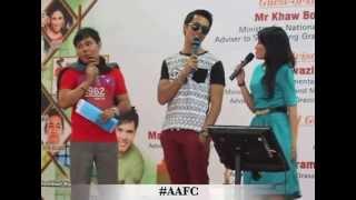 Video Aliff Aziz & Iesya Toh berlakon - July 2013 download MP3, 3GP, MP4, WEBM, AVI, FLV Agustus 2018
